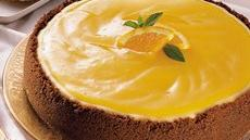 Orange Cheesecake Recipe