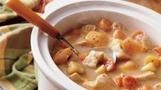 Slow Cooker Hearty Pork Stew Recipe