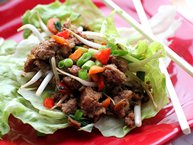 Mom's Ultimate Lettuce Wraps