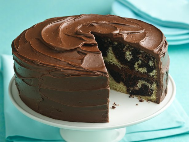 Gluten Free Marble Cake