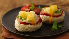 Hawaiian Pizza Biscuit Appetizers Recipe