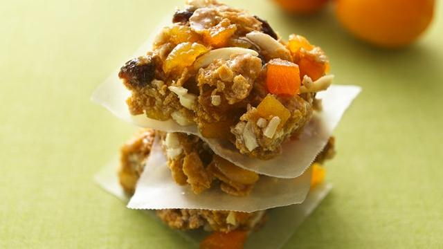 Image of Apricot-almond Energy Bars, Pillsbury