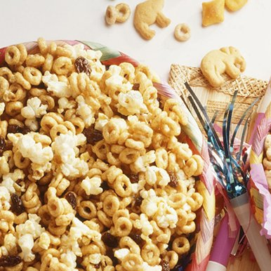 Frosted Cheerios Snack Mix