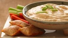 Buffalo Cheese Dip and Pizza Rolls® Recipe