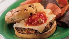Southwest Turkey Burgers Recipe