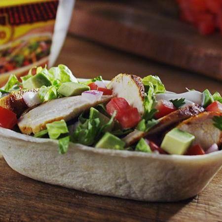Chicken mini tacos recipes
