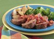 Spicy Salsa Meat Loaf