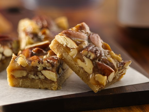 Triple-Nut Bars