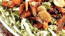 Warm Beef and Veggie Salad with Sesame Dressing Recipe