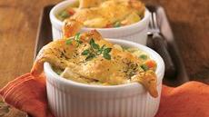 Mini Crescent Chicken Pot Pies Recipe