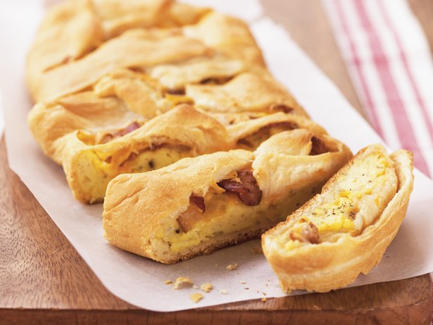 Bacon-and-Egg Braid
