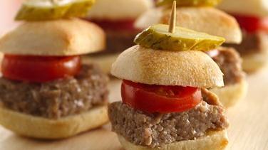 Burger Bites