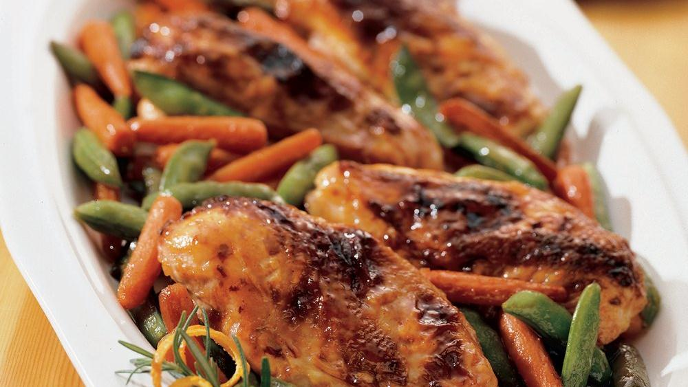 ... hoisin we ve been grilling up a storm hoisin glazed chicken with july