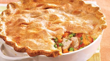 Home-Style Chicken Pot Pie