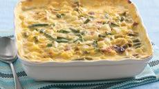 Creamy Ham and Potato Casserole Recipe