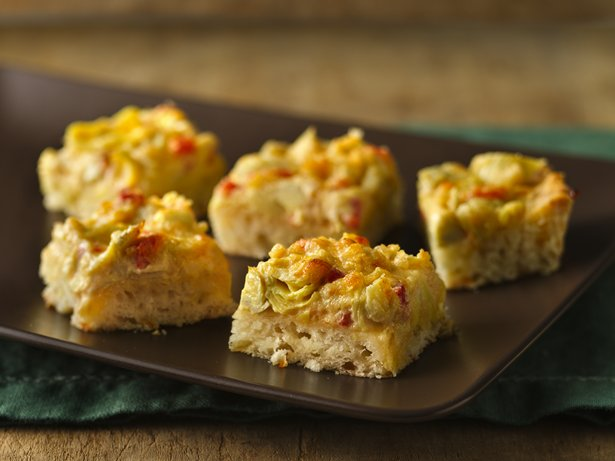 Creamy Artichoke Appetizers