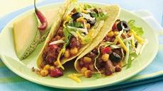 Sloppy Joe Confetti Tacos Recipe