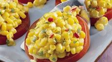 Curried Corn Salad with Tomato Recipe