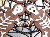 Spooky Skeleton Cookies