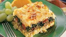 Italian Egg Bake Recipe