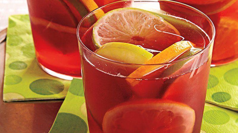 Cranberry Sangría