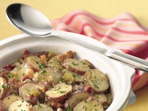 Slow&#32;Cooker&#32;German&#32;Potato&#32;Salad
