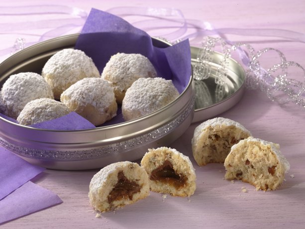 Mexican Wedding Cakes Cookie Exchange Quantity