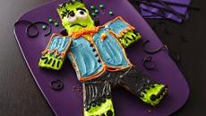 Frankenstein Cookie Recipe