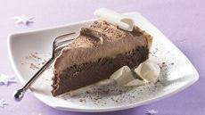 Irish Cream Chocolate Tart Recipe