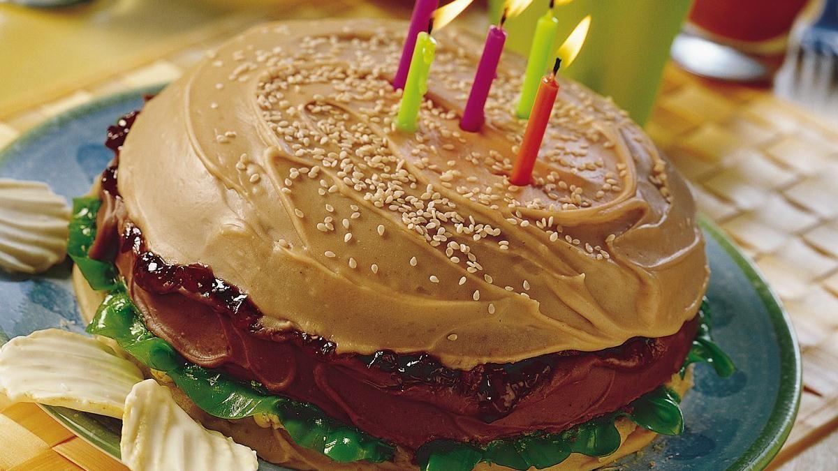 Lucky Charms Cake Fr