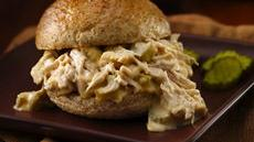 Cheesy Turkey Sandwiches Recipe
