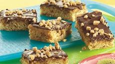 Brickle Bars Recipe