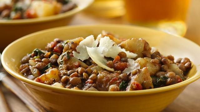 Tuscan Lentil Stew
