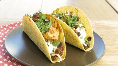 Protein Power Chicken Tacos