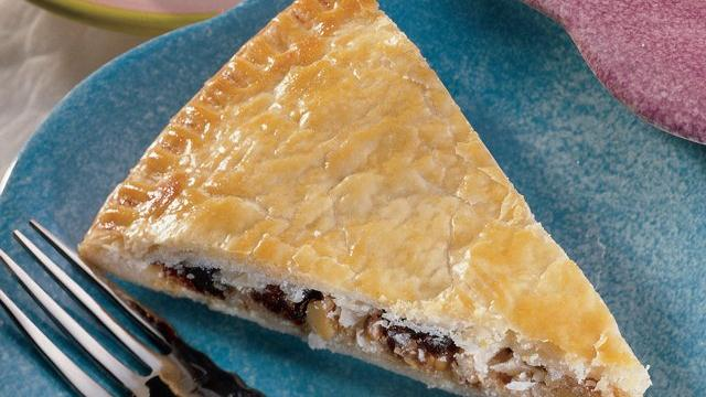 Flaky Date-Walnut Pastry