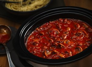 Easy&#32;Weeknight&#32;Slow&#32;Cooker&#32;Spaghetti&#32;Sauce