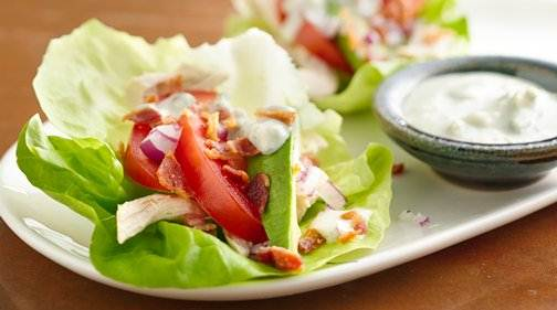lynn layered cobb salad framed layered cobb salad layered cobb salad ...
