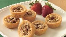 Caramel-Pecan Tassies Recipe