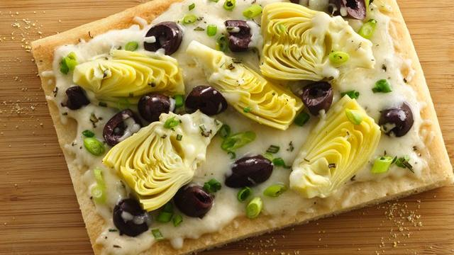 Image of Artichoke And Olive Pizza, Pillsbury
