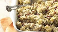 Creamy Pesto-Chicken Casserole Recipe