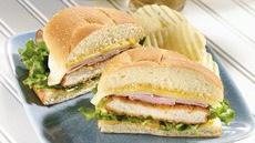 Cordon Bleu Sandwiches Recipe