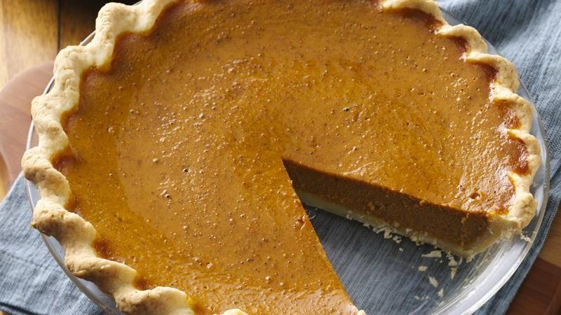 Gluten-Free Pumpkin Pie recipe from Betty Crocker