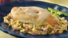 Chicken Cordon Bleu Casserole Recipe