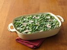 Healthified Green Bean Casserole
