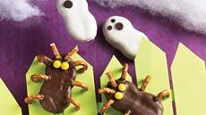 Frightfully Easy Ghosts and Cutie Bugs Recipe