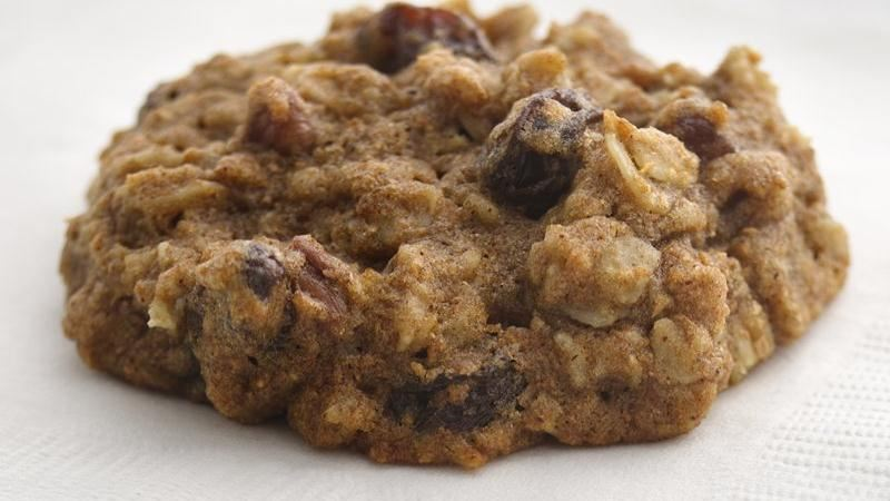 Healthified Oatmeal-Raisin Cookies