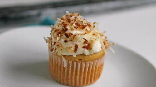 Chocolate Coconut Rum Cupcakes And An Announcement Recipes ...