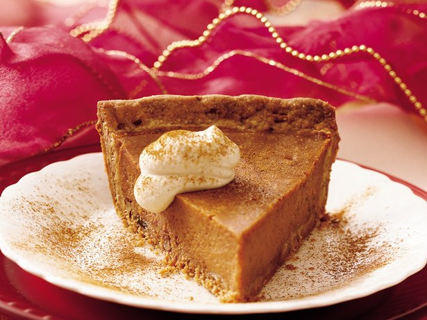 Nutty Squash Pie