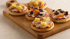 Personal Pizza Rounds Recipe