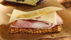 Ham and Cheese Campfire Canapé Recipe